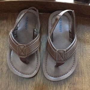 Old Navy Toddler Boys Sandals SiZe 7
